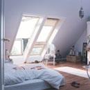 חלון גג מרפסת