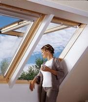 חלון גג פנורמי ציר כפול