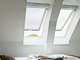 חלונות גג ציר כפול