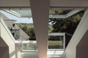 בלקון מרפסת חלון גג תמונת נושא