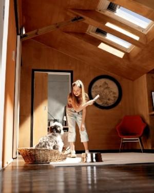 חלונות לגגות רעפים חשמליים
