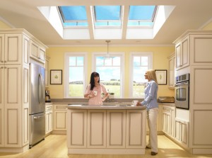 חלונות חשמליים במטבח