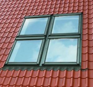 חלונות לגגות רעפים שילובים מיוחדים