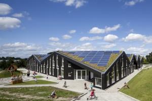 חלון גג בפרוייקט ירוק